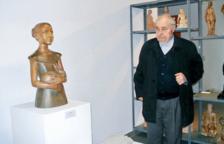 Mor l'escultor vallenc Joan Serafini