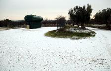 Possibilitat de neu moderada al nord del Camp de Tarragona