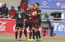 Resum dels partits de la jornada 30 de Segona Divisió