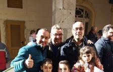Els germans Rovira cultiven els millors calçots de Tarragona a Torredembarra
