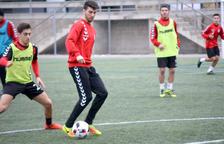 Josep Calavera, a un pas del Barça