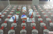 Tres detinguts per estafar 2.500 euros amb un joc de boles il·legal a la fira de l'Espluga de Francolí