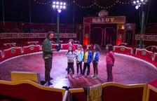 L'Ajuntament redueix la taxa per metre als circs que s'instal·lin a la ciutat