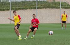 Guzzo treu el cap al CF Reus en ple equador de la competició