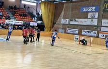 El Moritz CE Vendrell derrota al Lleida amb molta autoritat (4-7)