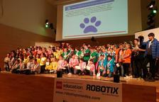 L'equip del Vendrell Rubo Kids anirà a la final d'Espanya del First Lego League