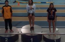 Dos tarragonins, medalla d'or de triple salt i de 60 metres tanques de Catalunya