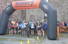La segona edició de la cursa Els Cims del Baró aplega 300 participants