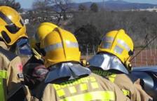 Set incendis en sis hores posen a prova el cos de Bombers