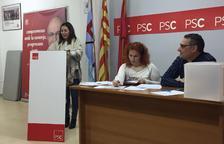 Lucía López, nova primera secretària del PSC de la Canonja per unanimitat