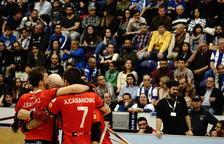 El Reus Deportiu La Fira torna de Portugal amb un empat d'or (7-7)