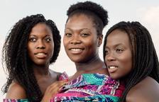 L'espectacular trio de veus negres The Sey Sisters arriba al Vendrell