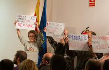 Mendoza: «Una no neix alcaldessa, s'hi fa al dia a dia, ben acompanyada»