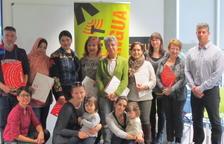 Un total de 23 parelles lingüístiques al Voluntariat per la llengua de Cambrils