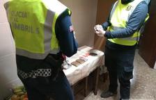 Desarticulen un grup criminal dedicat al tràfic de drogues