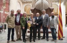 ERC homenajea a la pescadera Maria Cinta Comí como reflejo de las mujeres