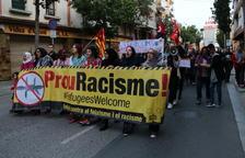 El Vendrell clama «prou racisme»