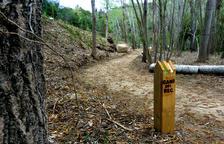 La Selva del Camp inaugura el darrer tram del recuperat camí del Rec