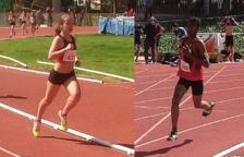 Quatre medalles d'or i catorze podis més pels atletes del Nàstic