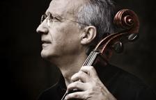 Lluís Claret interpretarà quatre de les suites de Bach al Vendrell