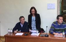 Ariadna Ferrer, d'ERC, nova consellera comarcal de la Conca