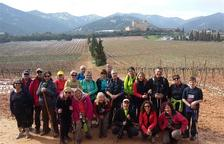 Última caminada per la Conca: Savallà, Segura i Saladern, aquest dissabte 1 d'abril
