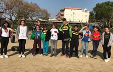 Los escolares de la Pineda hacen su primera 'Cal·lipoMovie'