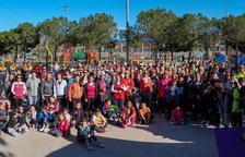 Més de 400 inscrits marquen un nou rècord a la caminada popular de la Pobla de Mafumet
