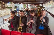 El 23è Festival Internacional de Dixieland s'inaugura, aquest dimarts, sobre un trenet turístic