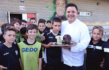 Paella solidària i màster class a la Floresta dedicada a Javier Galera