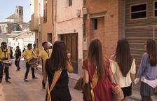 Sarral celebra la tradicional Festa de les Pubilles