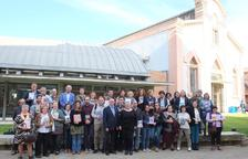 Trobada d'autors locals a la Biblioteca Central Xavier Amorós de Reus