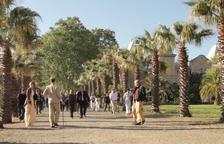El Parc Samà recrea la inauguració feta originalment a finals de segle XIX