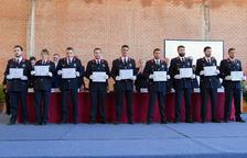 El Dia de les Esquadres felicita a Mossos del Camp per les seves actuacions