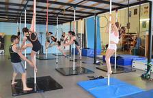 Vila-seca, epicentro de la práctica del Pole Sport en la demarcación de Tarragona