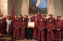 Ramon Requesens i Queralt és nomenat Fill Predilecte de Montblanc