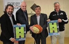 Vuit-cents infants participaran en la 36a edició de les XII Hores de Minibàsquet La Salle Reus