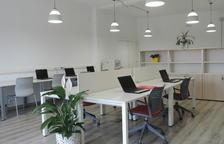 Es posa en marxa l'Espai, un centre de 'coworking' a Mont-roig
