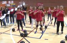 L'Escola Handbol Vendrell fa un lip-dub per promocionar la 7ª Trobada Minihandbol Pep Figueras