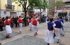 Reus tanca la recuperada Festa de l'Arbre de Maig