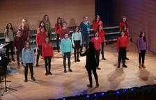 Alumnes de l'EMMPAC protagonitzen el concert 'Cosint cançons'