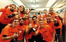Ascens a Primera Catalana de l'AB Vendrell