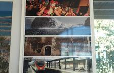 Les millors fotos de Cunit fetes per instagramers tornaran a decorar l'estació del municipi