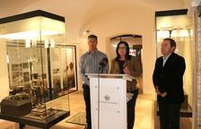 Cambrils recupera, 25 anys després, valuosos bronzes romans de la vila de La Llosa