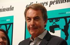José Luis Rodríguez Zapatero, voluntari d'honor dels Jocs Mediterranis 2018