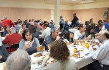 La festa de la clotxa reuneix més de 150 persones a la Febró