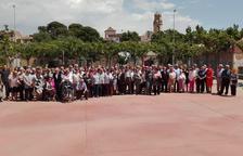 Un centenar de persones celebren la festa de la gent gran a Vinyols i els Arcs