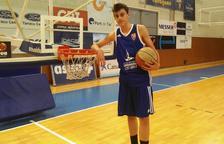El jugador del CBT David Loras, convocat per la selecció catalana cadet