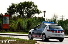 Detingut un home de 60 anys per conduir begut i amb el permís suspès a Valls
