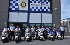 La Policia de Torredembarra incorpora vuit agents interins